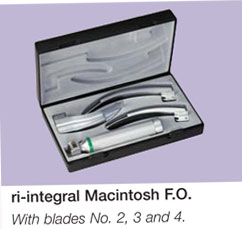 ri-integral sets laryngoscopes