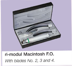 ri-modul sets laryngoscope