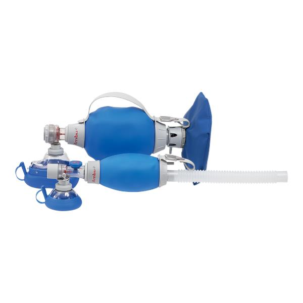 เครื่องช่วยหายใจชนิดมือบีบ สำหรับผู้ใหญ่ Adult Manual Resuscitator