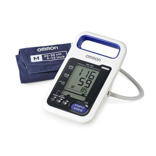 เครื่องวัดความดันโลหิตแบบอัตโนมัติและกึ่งอัตโนมัตรุ่น HBP-1300
