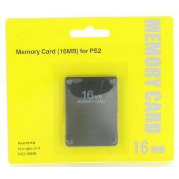 MEMORY CARD 16MB สำหรับ PS2