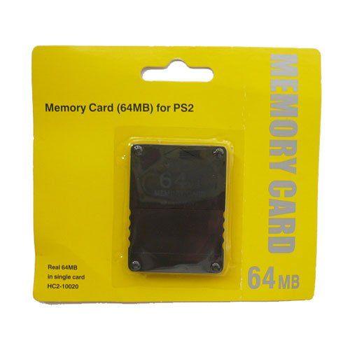 MEMORY CARD 64MB สำหรับ PS2
