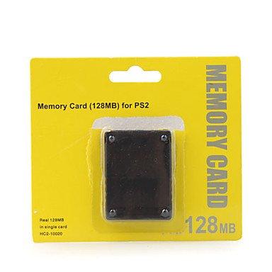 MEMORY CARD 128MB สำหรับ PS2