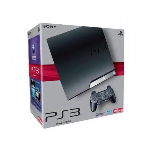 เครื่องเกม PLAYSTATION 3 SLIM 250GB ครบชุด