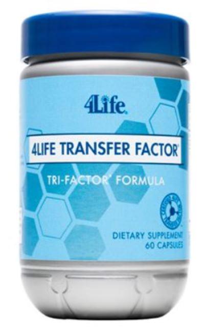 4Life Transfer Factor  Tri-Factor Formula