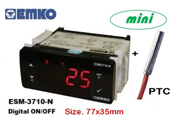 EMKO Digital ON/OFF Temperature Control