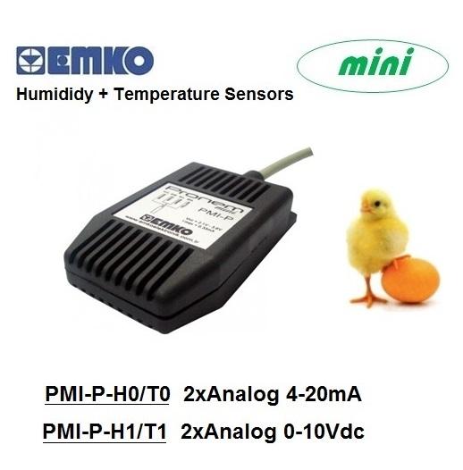 EMKO Humidity + Temperature Sensor
