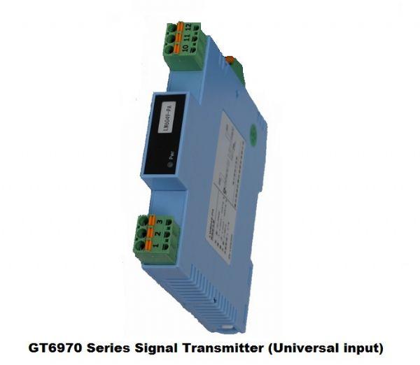 GT6970 Series Temperature Transmitter (Universal input)