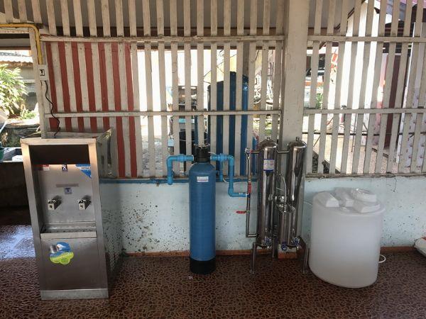 ระบบน้ำดื่มโรงเรียน