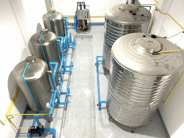 โรงงานน้ำดื่มน่าน