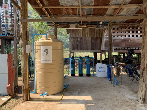 เครื่องกรองน้ำดื่มโรงเรียนแม่ฮ่องสอน
