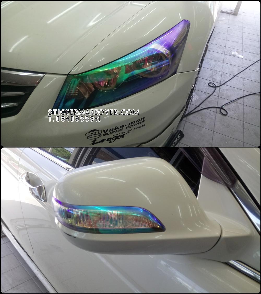 ติดสติกเกอร์ไฟหน้าสีฟ้าไฮบริด  สติกเกอร์ติดไฟหน้าสีรุ้ง ฟิล์มไฟหน้าสีปรอท ติดโคมไฟหน้า ISUZU MU-x หุ้มโคมดำ สติกเกอร์ติดไฟโคมดำ ฟิล์มสีชา ฟิล์มดำติดโคมไฟ ฟิล์มไฟหน้าสีชา ติดฟิล์มไฟท้าย หุ้มโคมดำ พ่นโคมดำ สติกเกอร์ติดไฟ สวิฟมาร์ช ฟอร์ด