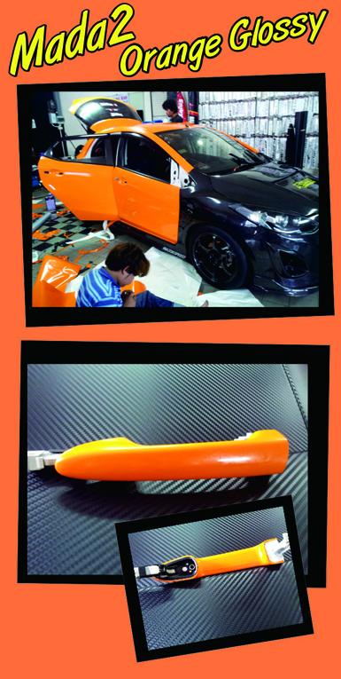 car wrap หุ้มเปลี่ยนสีรถ เปลี่ยนสีรถด้vวยฟิล์ม แต่งลายรถ ฝากระโปรงเคฟล่าร์ kevlar