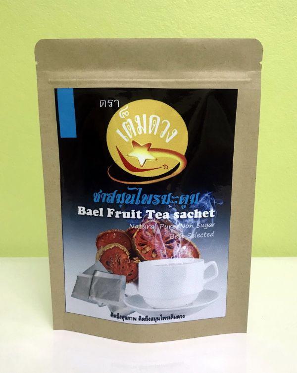 ชาสมุนไพรมะตูม(Bael Fruit Tea)