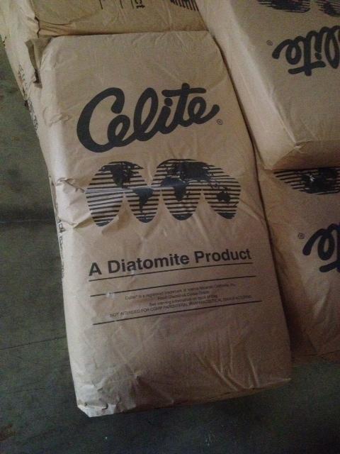 ผงกรอง CELITE Kenite 700