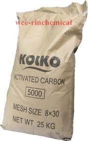 Activated Carbon KOLKO (ถ่านกรองคาร์บอน)