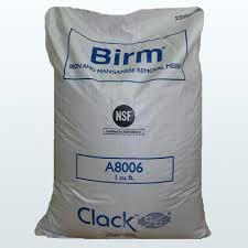 สารกรอง Birm Filter