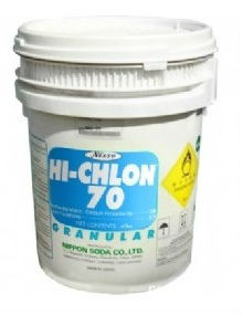 HI-CHLON 70 (คลอรีนเกล็ด 70)