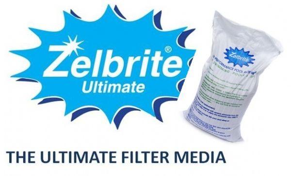 สารกรองสระว่ายน้ำ Zelbrite
