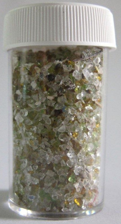 สารกรองแก้ว EcoClear Glass Filter