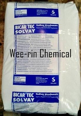 โซเดี่ยม ไบคาร์บอเนต Solvay (Tech Grade)