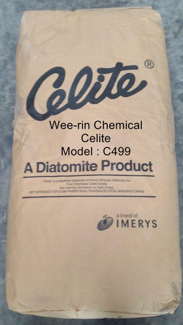 ผงกรอง Celite C499