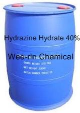 ไฮดราซีน ไฮเดรต (Hydrazine Hydrate 40)
