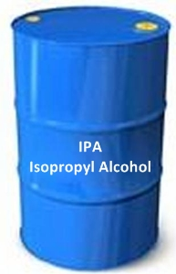 IPA (Isopropyl alcohol) ไอโซโพรพิล แอลกอฮอล์
