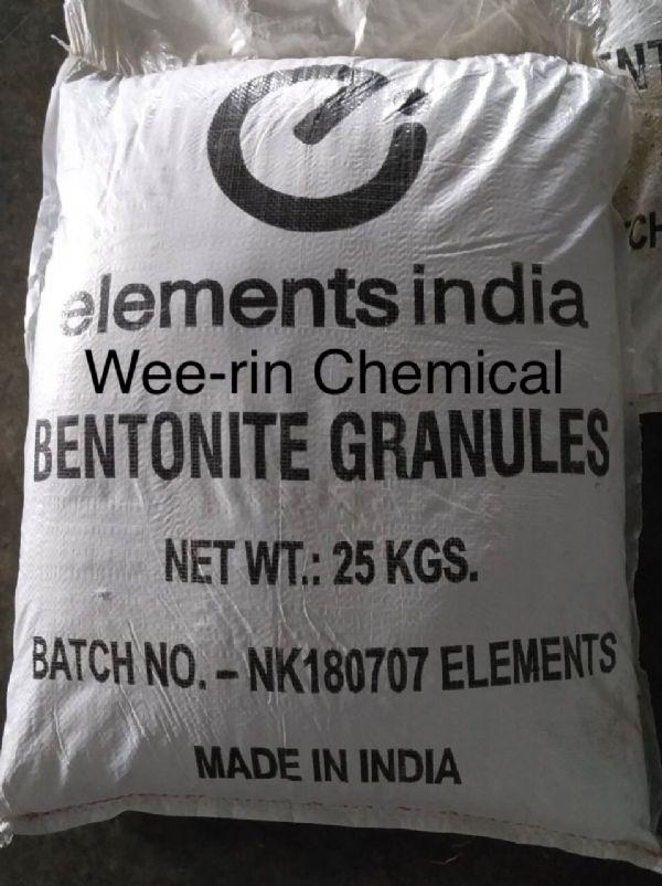 เบนโทไนท์เกล็ด (Bentonite Cat litter )
