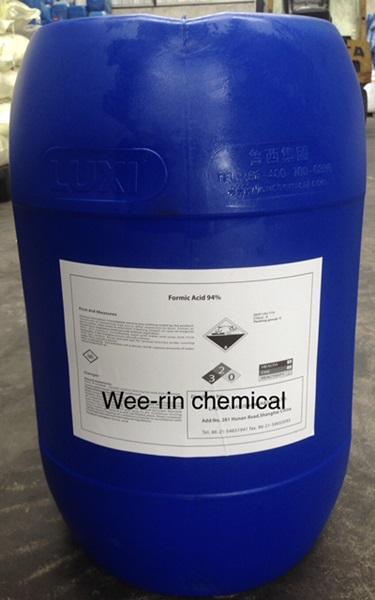 กรดฟอร์มิก (Formic Acid) กรดมด