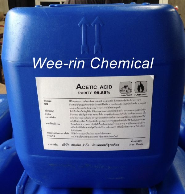 กรดน้ำส้ม (Acetic Acid)