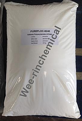 สารรวมตะกอน Purefloc 8240 (CPAM) Cationic Polyacrylamide