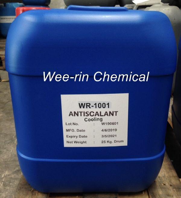 น้ำยาป้องกันตะกรัน Antiscalant ระบบคูลลิ่ง
