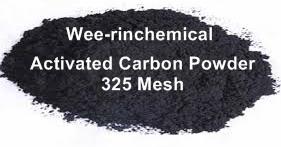 สารกรองคาร์บอน ชนิดผง 325 Mesh (Activated Carbon Powder)