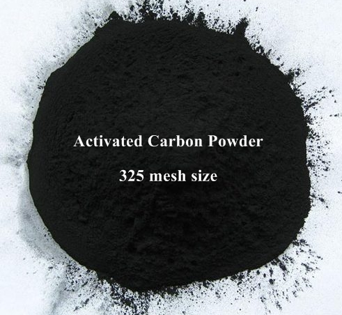 สารกรองคาร์บอน ชนิดผง  325 Mesh