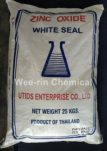 ซิงค์ อ็อกไซด์ (Zinc Oxide White seal)