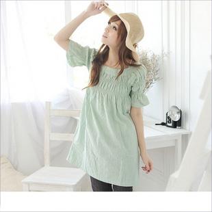 เสื้อผ้แฟชั่น : เสื้อเขียวจับสม็อค