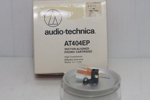 หัวเข็ม Audio Technica AT 404 Ep T4P (Original Box)