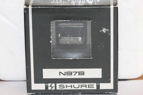 ปลายเข็มแท้ Shure N97B (Original Box)