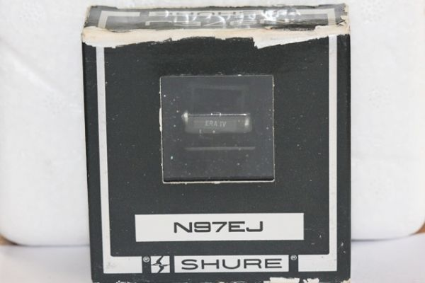 ปลายเข็มแท้ Shure N97EJ (Original Box)