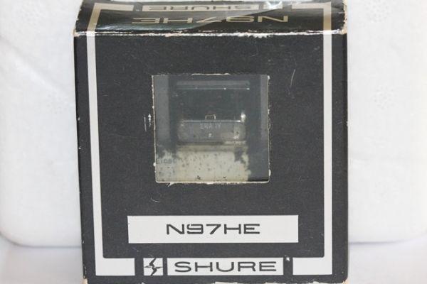 ปลายเข็มแท้ Shure N97HE (Original box)