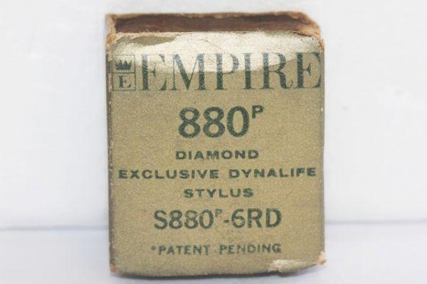 ปลายเข็มแท้ Empire 880 (Original Box)