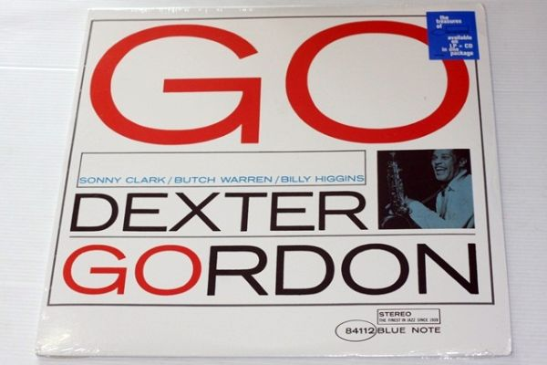 Dexter Gordon - Go (LP + CD)