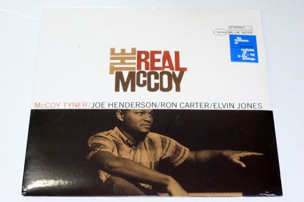 Mccoy Tyner - The Real Mccoy (LP + CD)