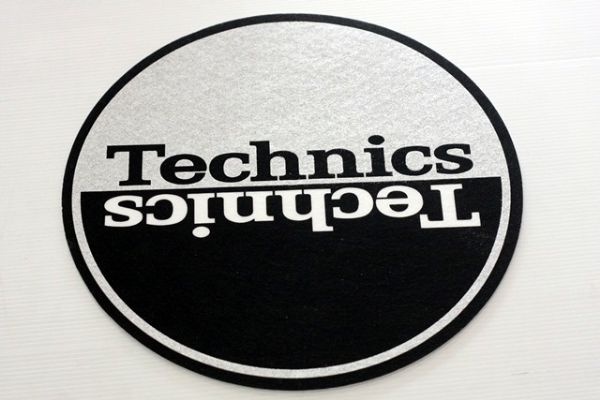 Technics Half Moon Slipmats
