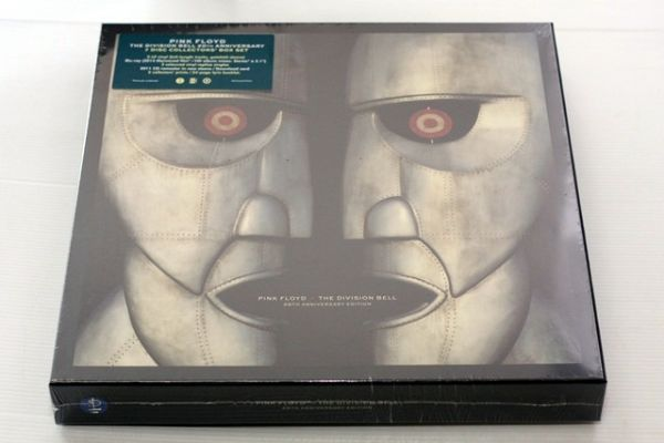 Pink Floyd - The Division Bell: 20th Anniversary Deluxe Box Set