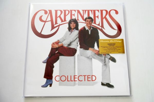The Carpenters - Collected (White Vinyl)