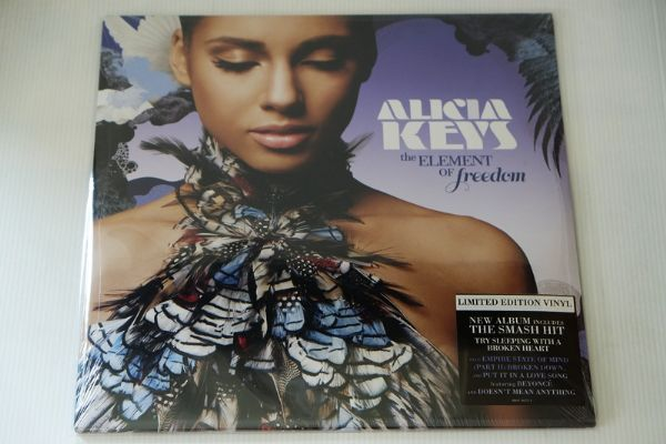 Alicia -The Element of Freedom