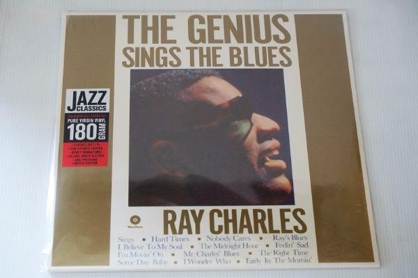 Ray Charles – The Genius Sings The Blues