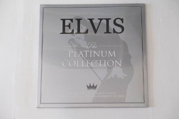Elvis - The Platinum Collection (White Vinyl)
